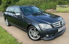 image for 2008 Mercedes-Benz C-CLASS 2.1 C220 CDI SPORT 5d 168 BHP Estate Diesel Automatic