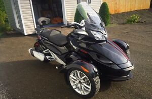 2013 Can-am SPYDER ST senior owned