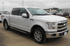 2016 Ford F-150 Lariat, Certified! 12 Month Warranty Included!