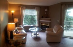 Beautiful 2 b/r+den furnished condo in Canmore