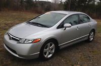 2008 Honda Civic Reduced was $7995 now $6995 (October Special)
