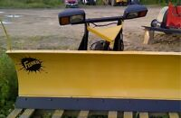 ** 8' FISHER PLOW **