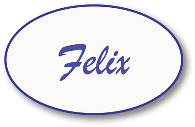 FIX IT FELIX WRECK IT RALPH NAME BADGE PROP HALLOWEEN COSTUME MAGNETIC BACK](Wreck It Ralph Halloween Costumes)