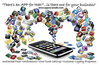 ----- Mobile APP Solutions --- Receive a FREE DEMO -----