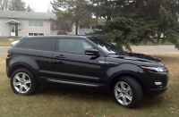 2013 Land Rover Range Rover Evoque Pure Plus Coupe (2 door)
