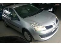 RENAULT CLIO EXPRESSION DCI Silver Manual Diesel, 2006