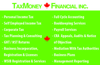 TAX & ACCOUNTING & PAYROLL & BUSINESS REGIS &INCORPORATION