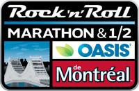 2 Inscriptions au DEMI-MARATHON de Montréal Oasis Sept. 2017