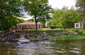 Waterfront Home For Sale- Near Kingston!