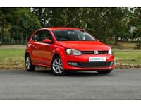 2014 VOLKSWAGEN POLO 1.2 MATCH EDITION 5D (ONE FORMER KEEPER | FVWSH)