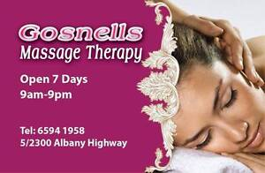 Gosnells Massage therapy Gosnells Gosnells Area Preview