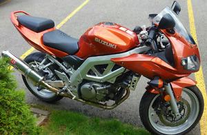 Suzuki Sv650s 2003