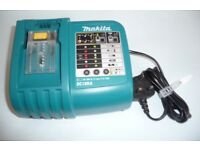 MAKITA 7V- 18VOLT LITHIUM-ION BATTERY CHARGER FOR SALE