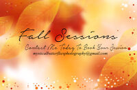 Affordable Fall Sessions!