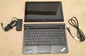 Lenovo ThinkPad Helix - Intel Core M-5Y71 with Digitizer Pen