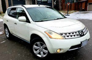 2007 NISSAN MURANO AWD 4X4 E-TESTED/REMOTE START/LADY DRIVE *!