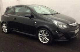 2014 VAUXHALL CORSA 1.4 SRI GOOD / BAD CREDIT CAR FINANCE FROM 24 P/WK