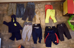 12-18 month clothing  (78 pieces)