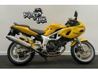 Suzuki SV 650S 2002 Yellow