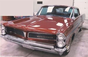 1963 Pontiac Bonneville 2Dr. Immaculate. Now in storage.