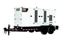 Caterpillar Rental Generator Sets - Finning (Canada)