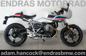 2017 BMW RNineT Racer - BRAND NEW - Light White