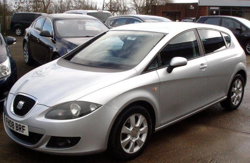 2008 seat leon 1 9 tdi stylance 5dr in corby northamptonshire gumtree. Black Bedroom Furniture Sets. Home Design Ideas