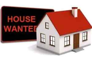 LOOKING FOR A HOUSE FOR RENT