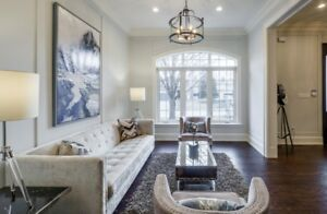 Fine Home Staging within the GTA