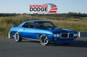 1969 Pontiac FIREBIRD RESTO-MOD