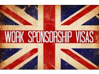 UK VISA - SPONSORED EMPLOYMENT AVAILABLE - TIER 2 VISA