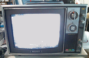 Vintage Color KV-1201 Sony Trinitron TV Kitchener / Waterloo Kitchener Area image 1