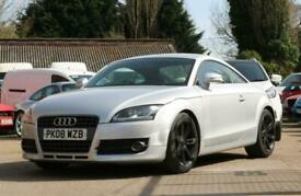 image for STUNNING CAR 2 .0 TFSI SILVER WITH RED LEATHER MUST LOOK FANTASTIC CONDITION