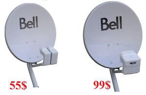 TELUS / BELL SATELLITE DISH