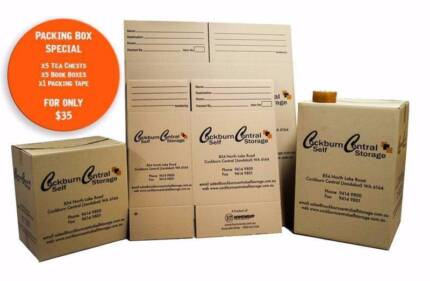**Packing Box Special**