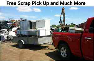 Free Scrap Pick Up and Much More Peterborough Peterborough Area image 1