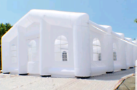 BRAND NEW - 40x60 inflatable wedding/event tent