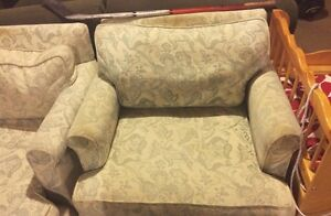 Free arm chairs