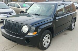 2008 Jeep Patriot SUV