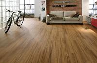 Laminate & vinyl floor installation