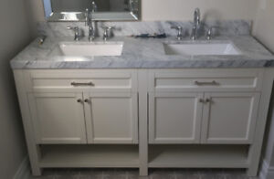 Pottery barn bath vanity