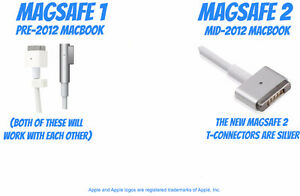 Brand New Macbook Chargers. Magsafe 1 and 2