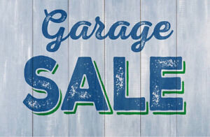 Two Day Garage Sale