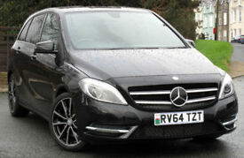Mercedes-Benz B220 CDI 2.1 Sport 170ps AUTO - DCT 2014 - 64 reg : Only 11k mi