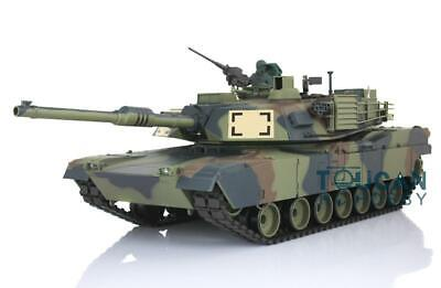 US Stock Abrams 6.0 Plastic W/ 360°  Barrel Recoil 3918 Henglong 1/16 RC Tank for sale  Cranbury