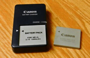2 Lithium batteries, with charger