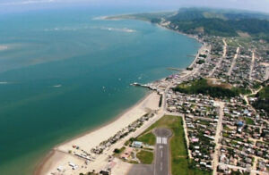 Beach front Apartment for Rent San Vicente, Ecuador