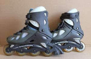Rollers Salomon FT7 pointure 8 dame (40)