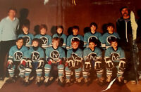 ISO my 1983 Heritage Victoria Hockey Teammates - Winnipeg Jets