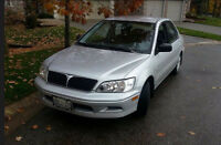 2003 Mitsubishi Lancer Sedan ( Great Condition )